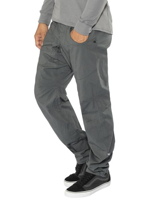 E9 Rondo Slim - Pantalon long Homme - gris